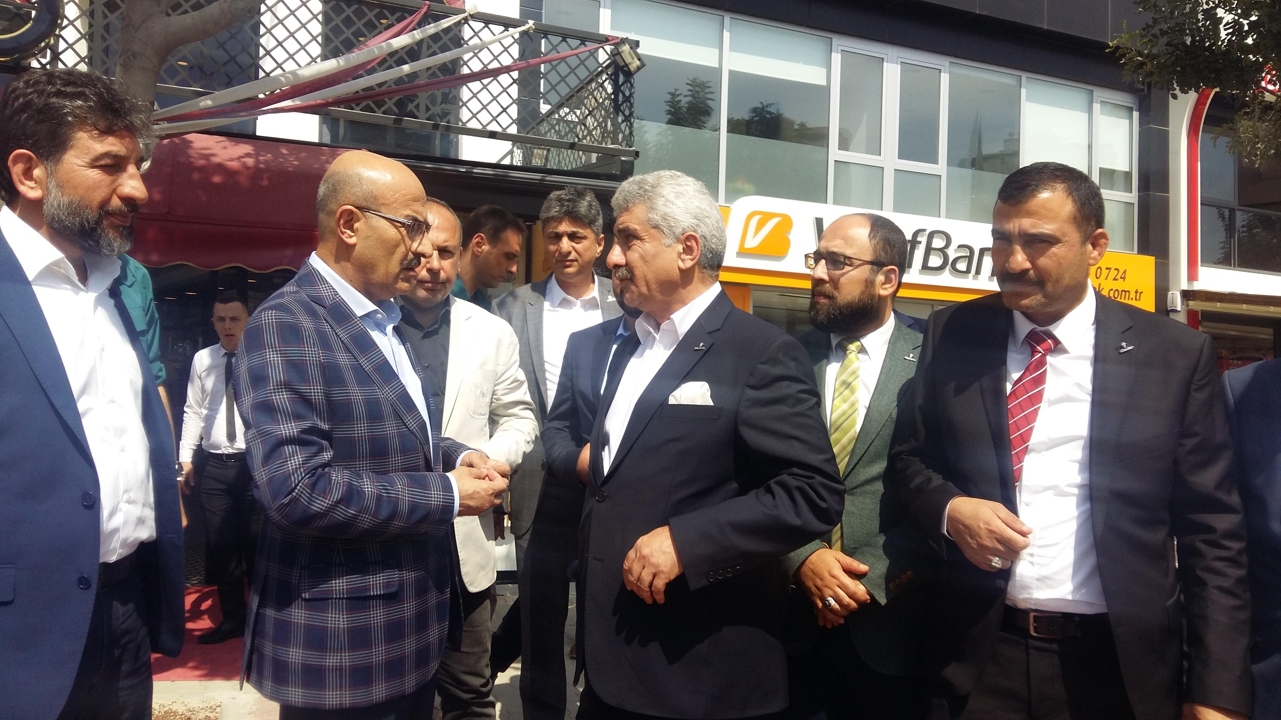Vali Demirtaş'tan TÜMSİAD'ın Projesine Destek