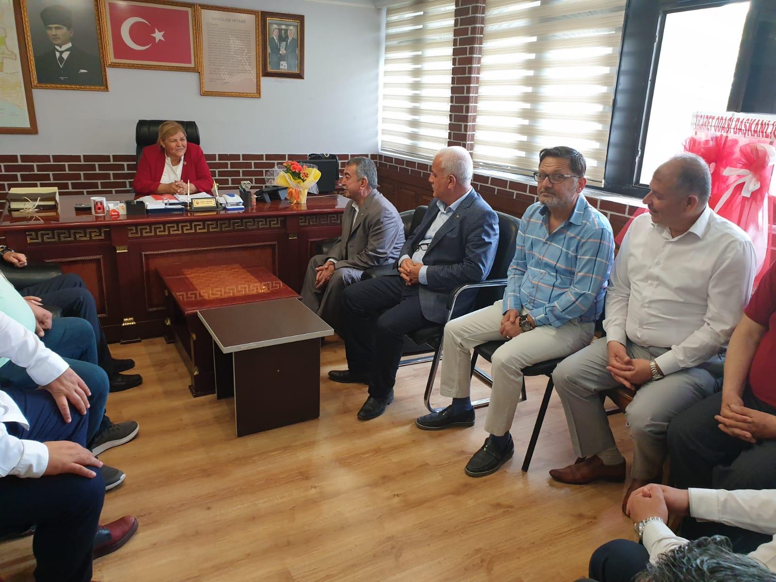 CTO Yönetiminden Kadir Aydar'a ziyaret