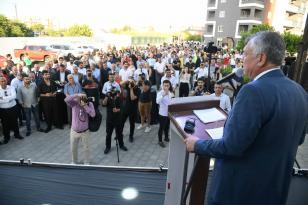 Adana'nın cazibesini artıran her proje için minnettarım
