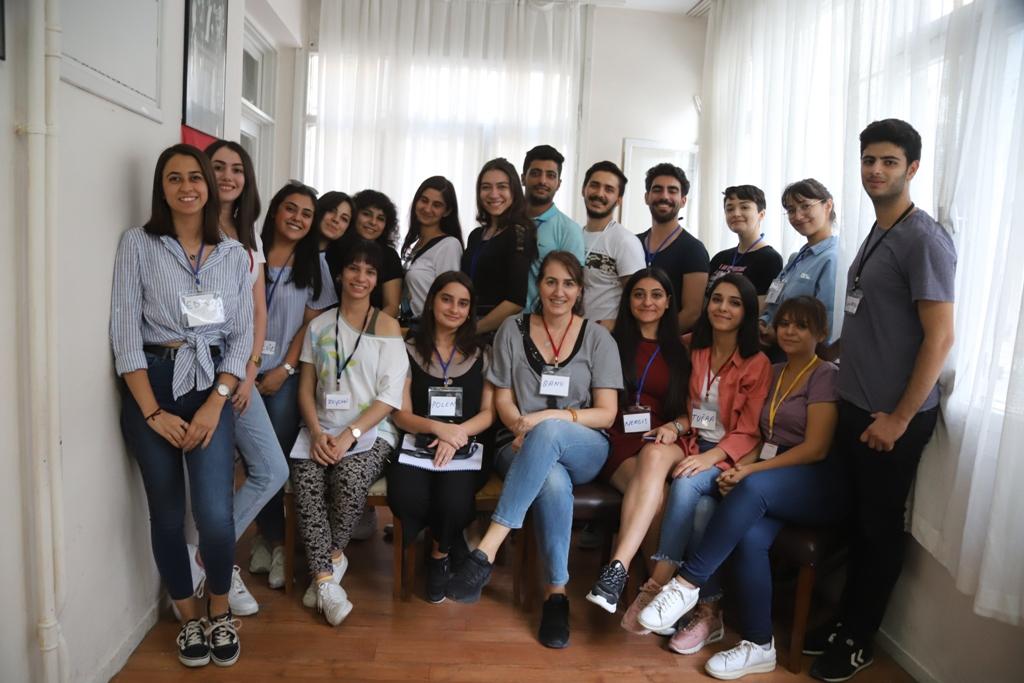 ÇYDD'nin mentorlük projesi 8.yılında