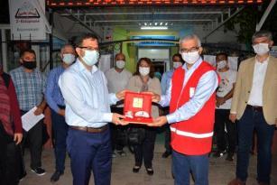 Adana'da Eğitimciler Kan Bağışında Bulundu