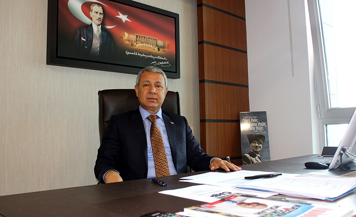 Adana'da Dezenfektan Cihazı Skandalı