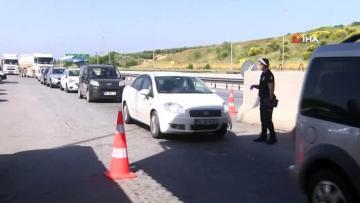 Adana'ya Giren Bütün Araçlar Tek Tek İncelendi