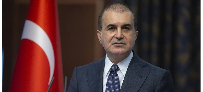 AK Parti MKYK sonrası Ömer Çelik'ten kritik açıklamalar