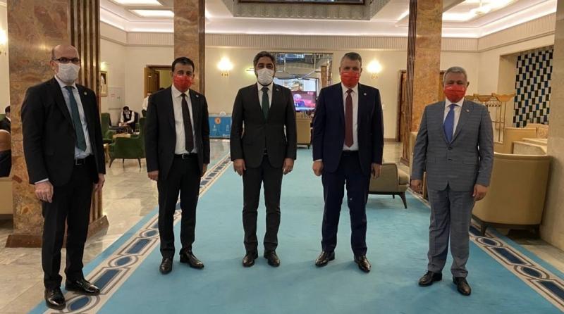 Adana Barosu TBMM'den Ses Yükseltti