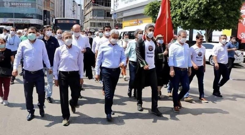 Baroların Ankara Yürüyüşü Başladı!