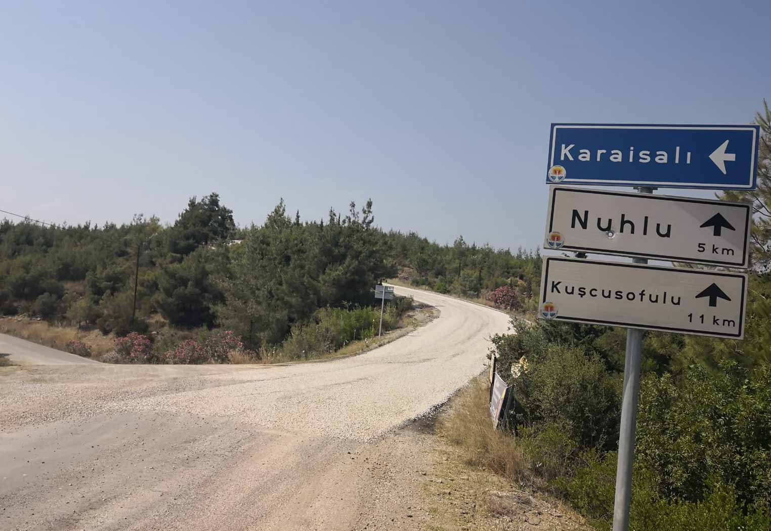 Büyükşehir yayla ve köy yollarını yeniliyor