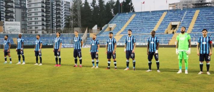 Adana Demirspor avantaj kaybetti 2-2