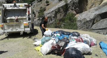 Belediye Başkanının Çöp İsyanı…