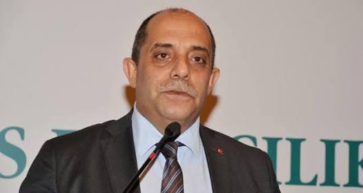Dr. Ahmet Özer Görevinden Alınıyor