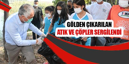 """Başkan Zeydan Karalar, """"Herkes evinin önünü temizlerse Adana temiz kalır."""""""