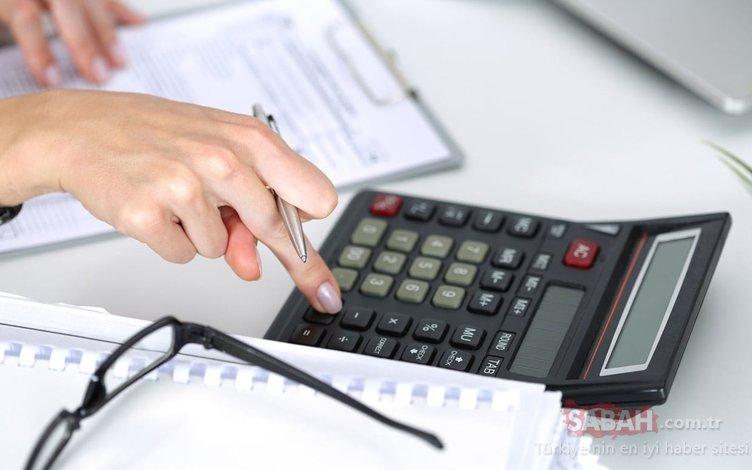 Vergi belgelerinde düzenleme!