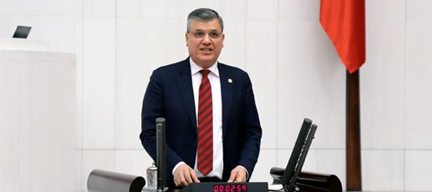 Ayhan Barut, salgın şikayetlerini Meclis gündemine taşıdı