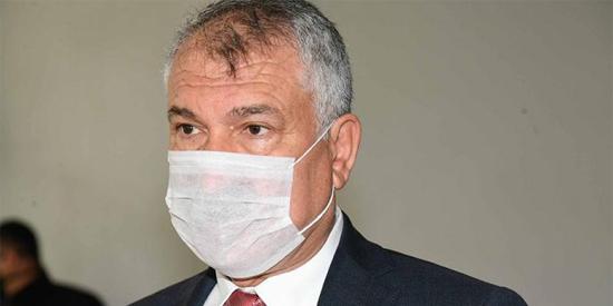 Antalya BŞB Başkanı Muhittin Böcek'le ilgili son açıklamayı Adana BŞB Başkanı Zeydan Karalar yaptı
