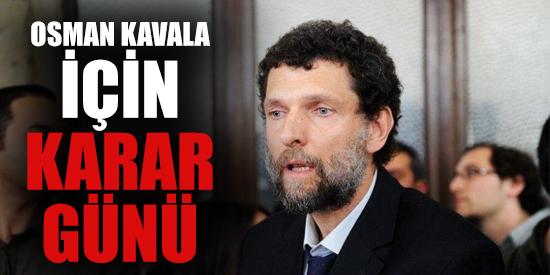 AYM, Osman Kavala'nın başvurusunu karara bağlayacak