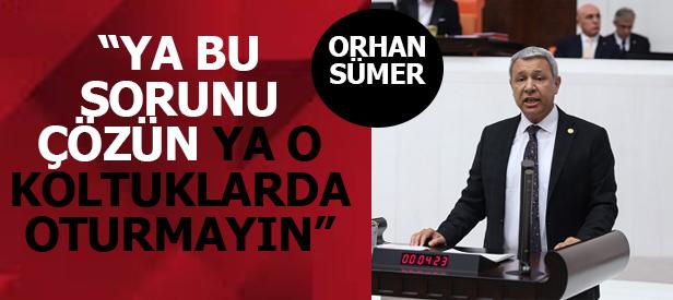 Orhan Sümer ; Adana'nın elektrik çilesi artarak devam ediyor
