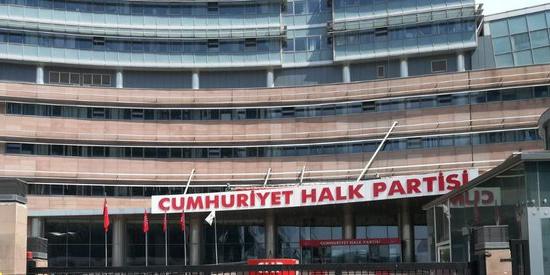 CHP Genel Merkezi'nde koronavirüs kararı: Personel evden çalışacak
