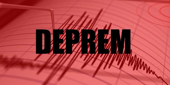 Muğla'da 4.1 büyüklüğünde deprem