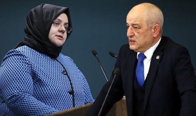 CHP'li Ali Fazıl Kasap usulsüzlüğü ortaya çıkardı: Bakan Zehra Zümrüt Selçuk derhal istifa etmelidir