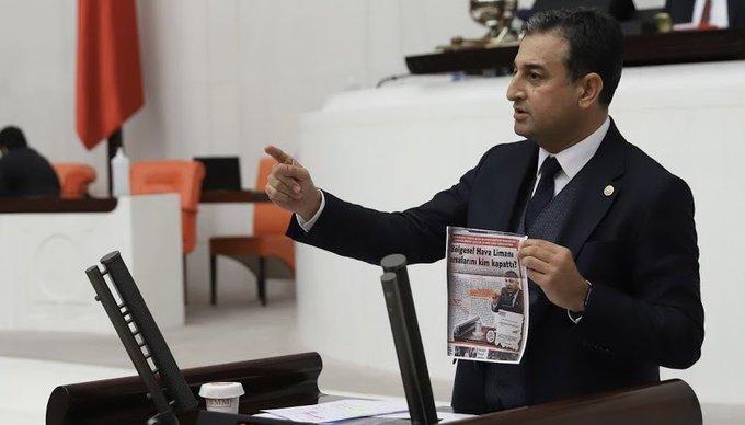 """""""Çukurova Havaalanı Bir Kamulaştırma Vurgunudur"""""""