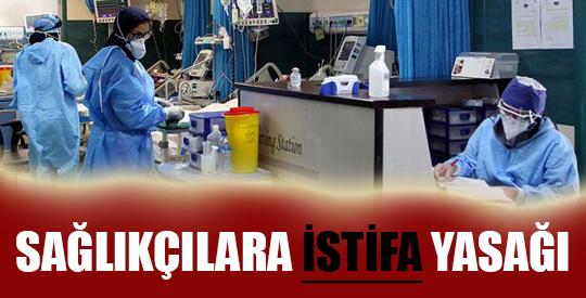 Sağlık Bakanlığı'ndan istifa ve izinler hakkında yazılı açıklama