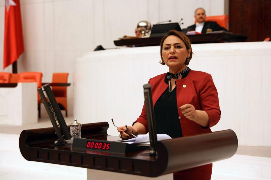 """CHP'li Şevkin: """"SMA'lı çocukların ölümüne seyirci kalınamaz"""""""