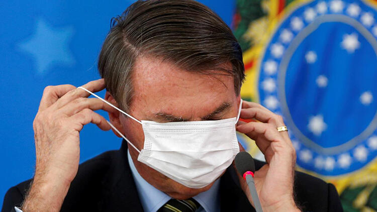 Bolsonaro: Koronavirüs aşısı yaptırmayacağım!