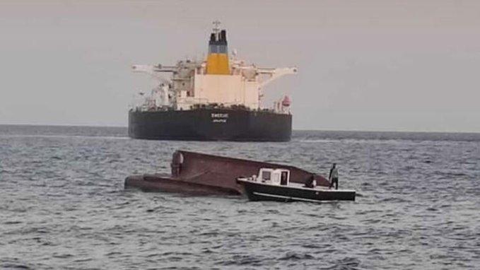 Adana'da balıkçı teknesi alabora oldu: 4 ölü