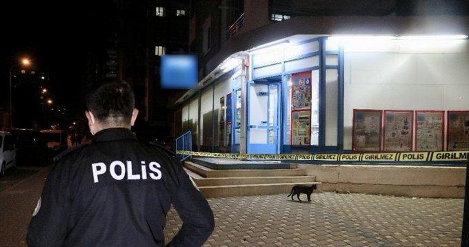 Marketler Zincirinin Pınar Şubesinde Silahlı Soygun!