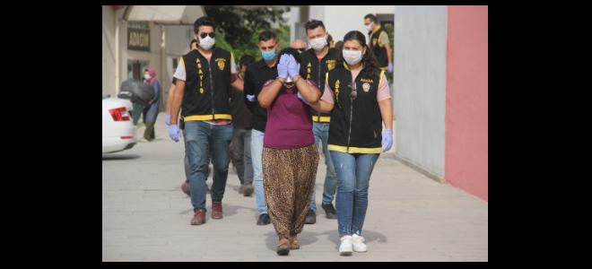 Adana'da hırsızlık operasyonu: 5 tutuklama