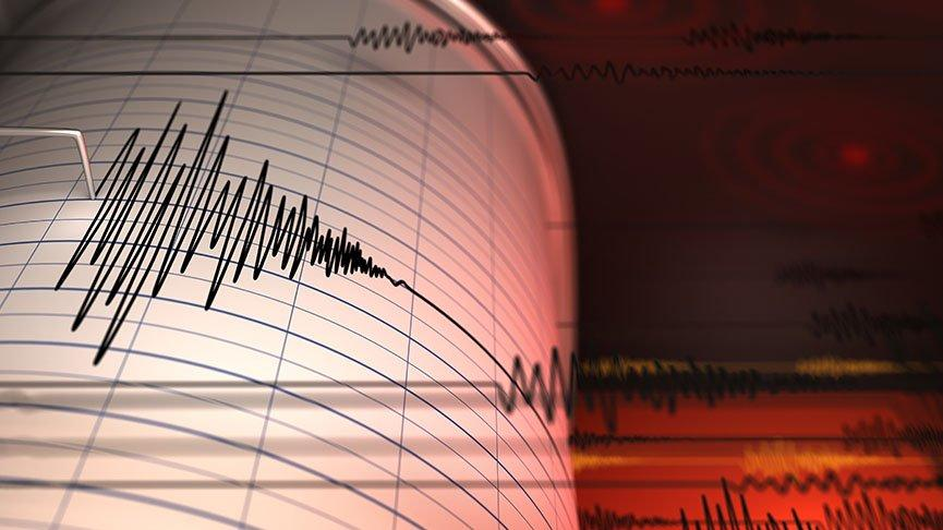 Üç ayrı bölgede deprem!