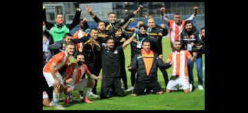 Ziraat Türkiye Kupası: Adanaspor: 2 – Sakaryaspor: 2