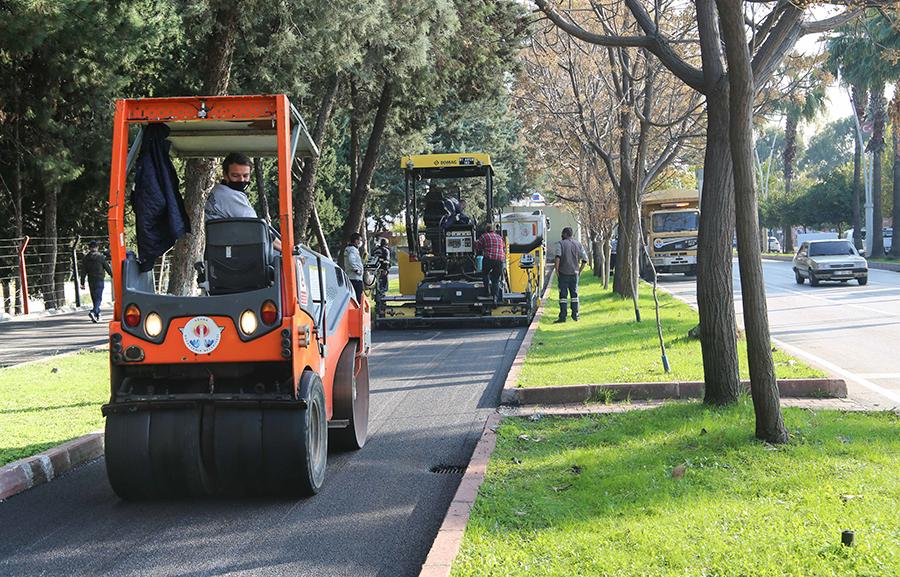 Büyükşehir çalışıyor Adana dönüşüyor