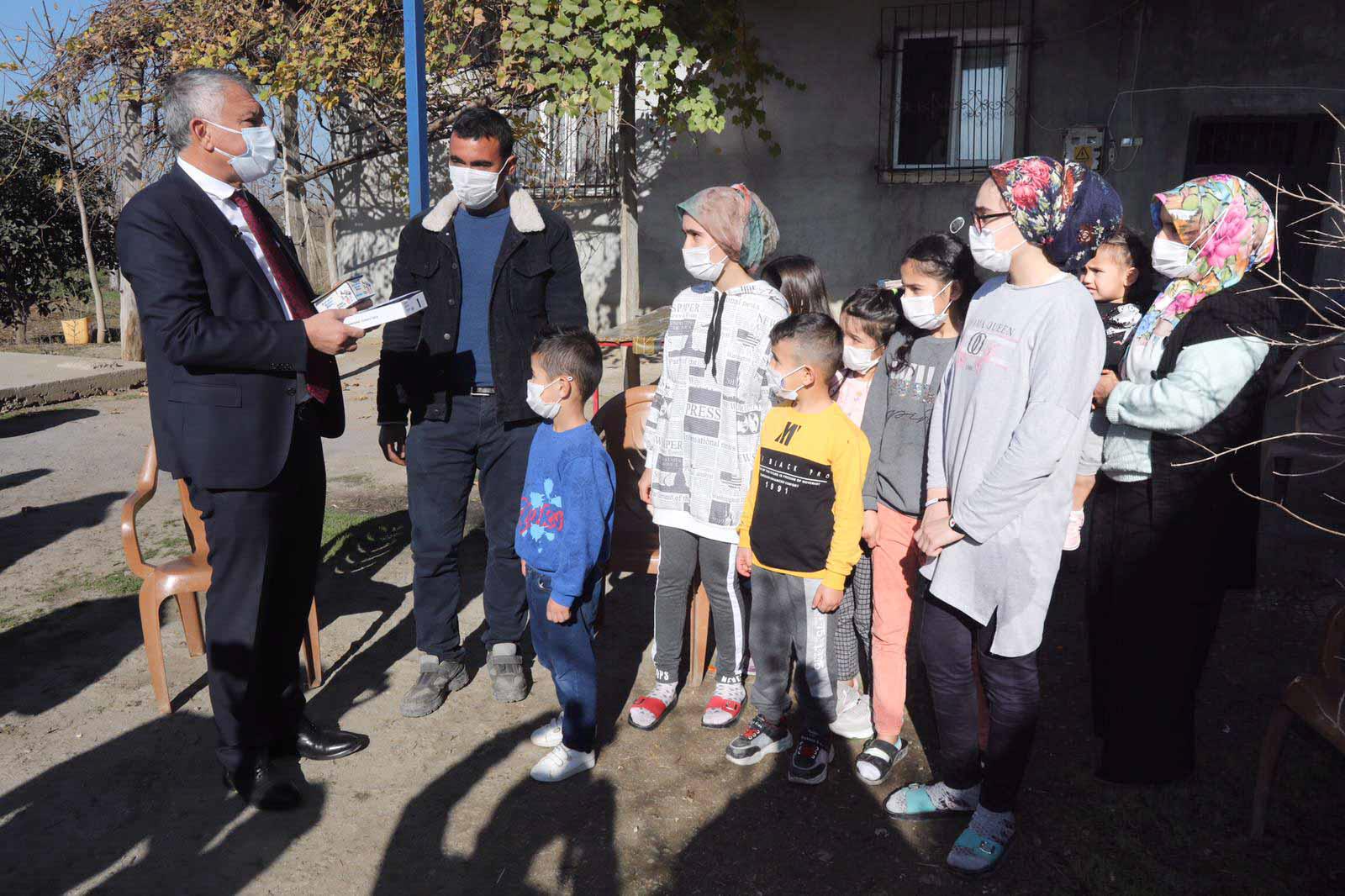 Adana Büyükşehir Belediyesi'nden 199 köye ücretsiz internet hizmeti