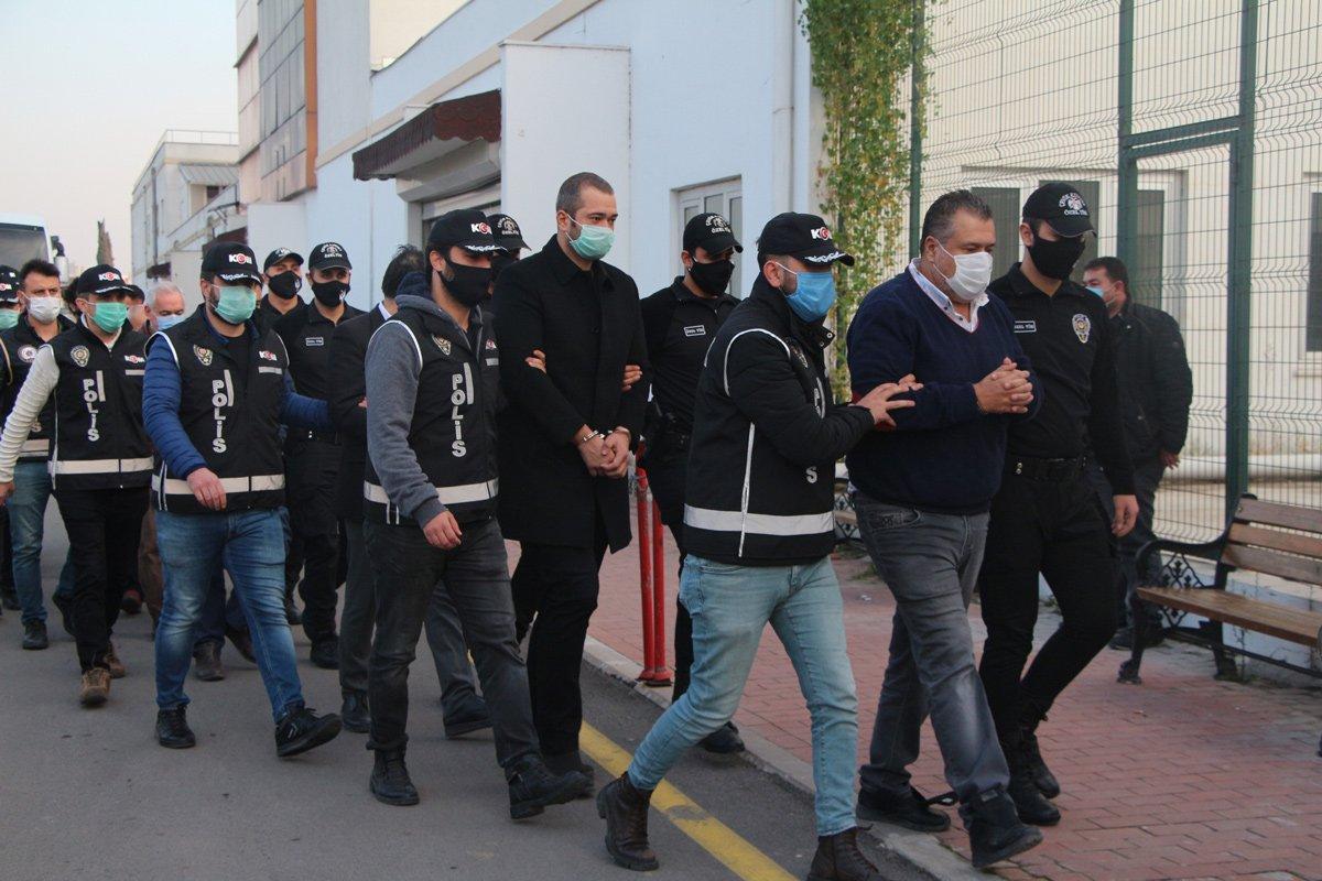 Eski Ceyhan Belediye Başkanı tutuklandı