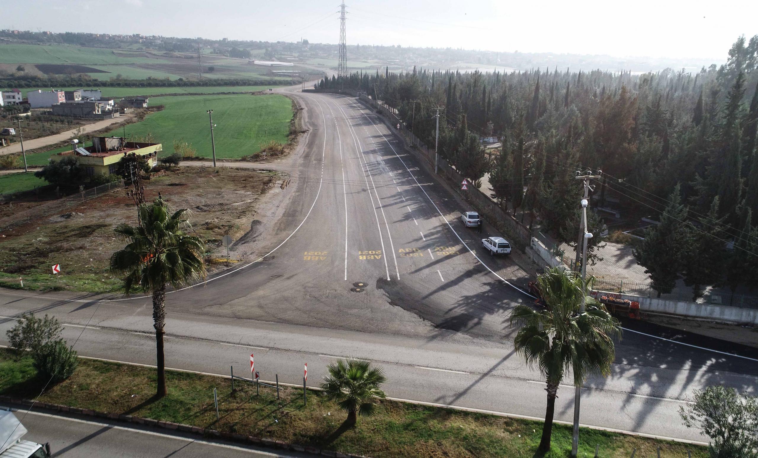 Büyükşehir kırdığı asfalt rekorunu geliştirmeye kararlı