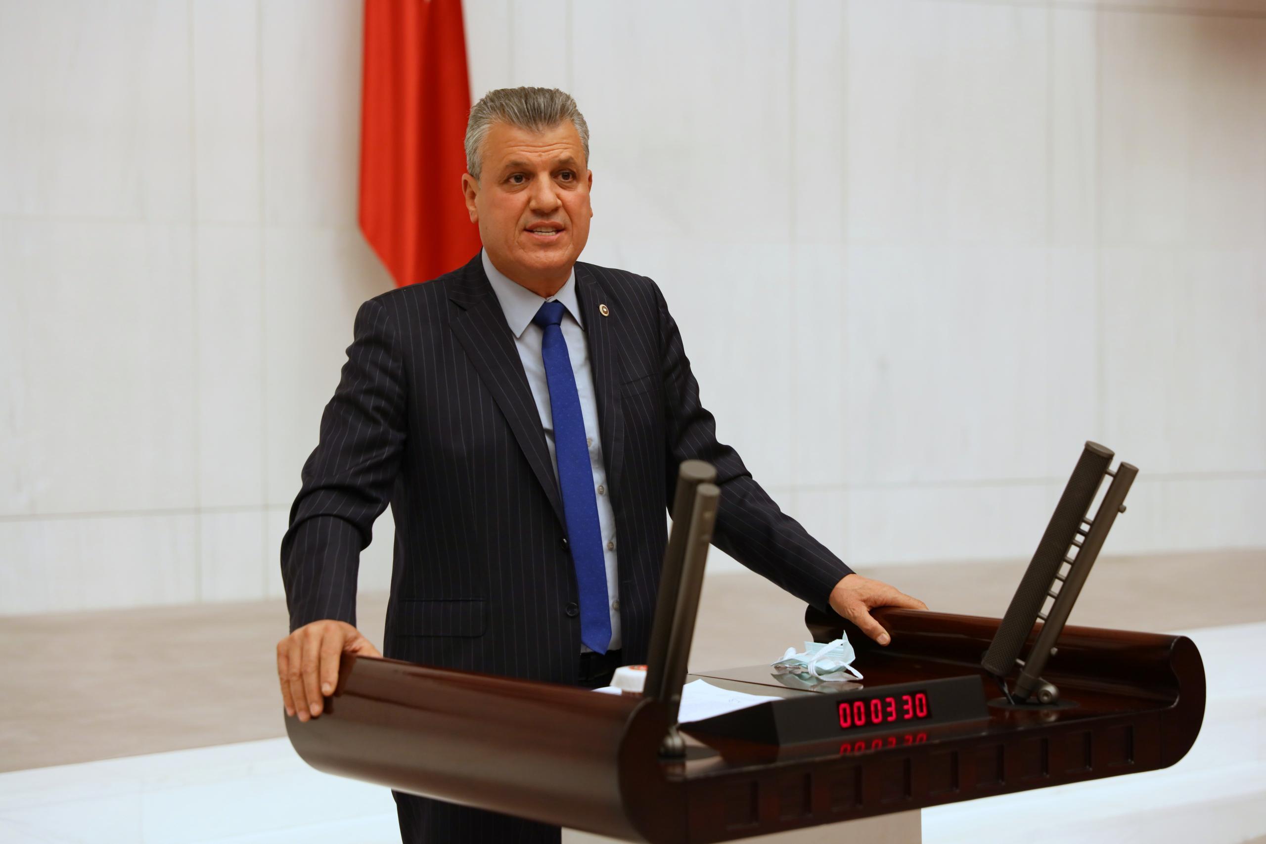 """""""ARACILAR MUTLU AMA ÇİFTÇİ, ESNAF VE TÜKETİCİLER KAN AĞLIYOR"""""""