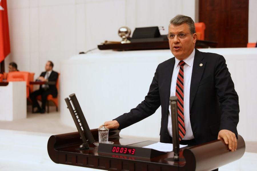 Tarım Bakanına Meclis kürsüsünden istifa çağrısı