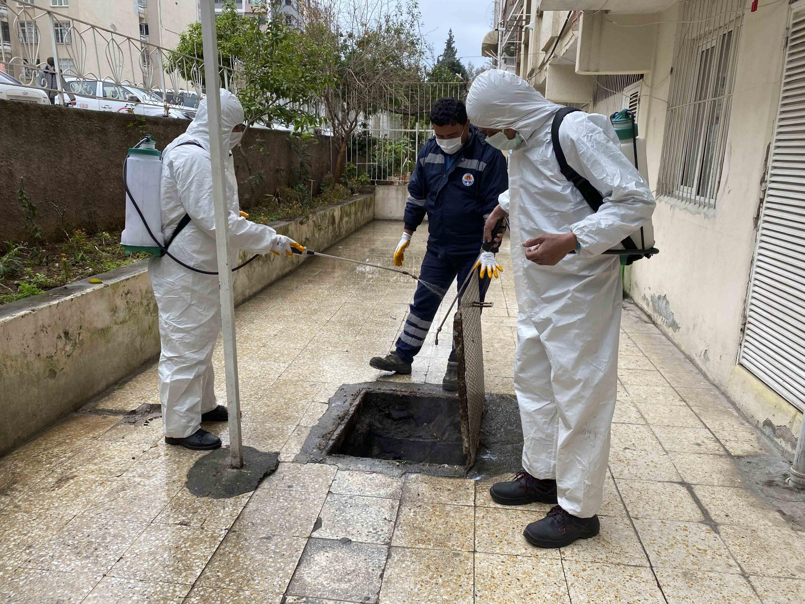 Korona ve sivrisinekle eş zamanlı mücadele