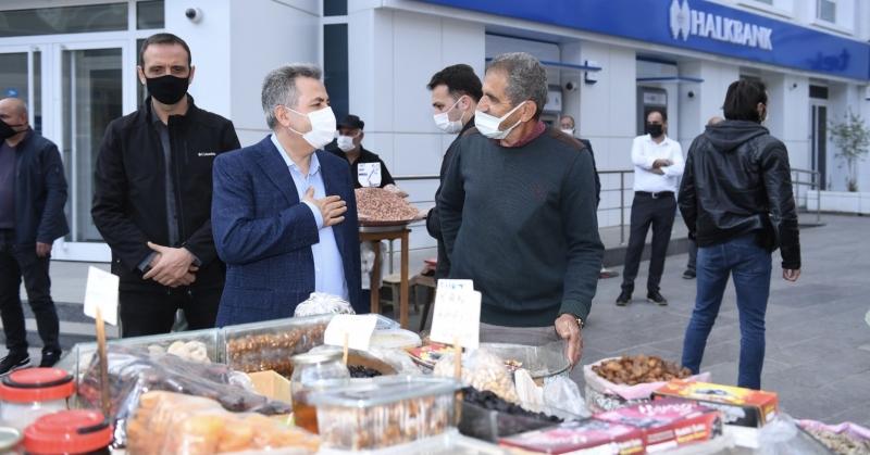 Vali Elban: Adana'da Hava Cıncık Gibi