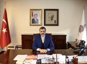 Valimiz Sayın Mustafa ÇİFTÇİ' nin Polis Teşkilatının Kuruluşunun 176. Yıldönümü Mesajı