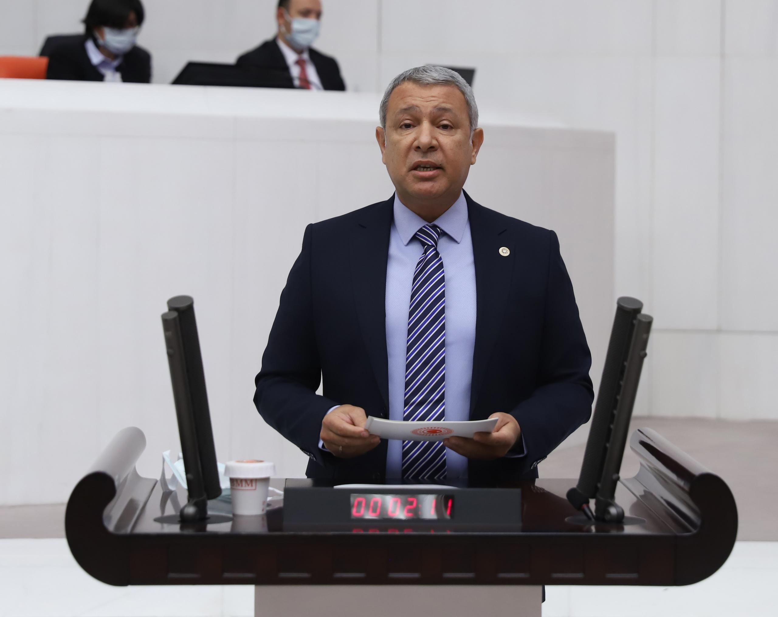 Adana Milletvekili Orhan SÜMER Mini Ekonomi Paketi
