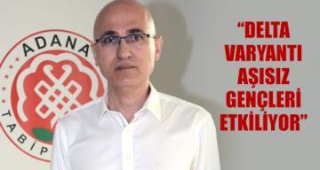 """""""Delta Varyantı Aşısız Gençleri Etkiliyor"""""""