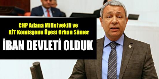 """Orhan Sümer, """"Hem Ormanlar hem ekonomi yanıyor. Vatandaş artık bıktı"""" dedi."""