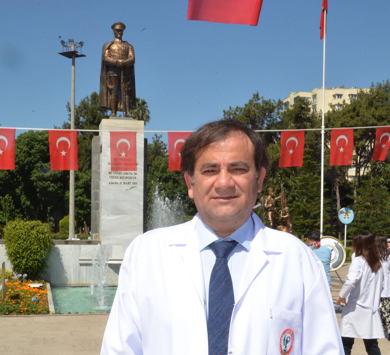 """""""14 Mayıs Eczacılık Günü"""" Adana da kutlandı"""