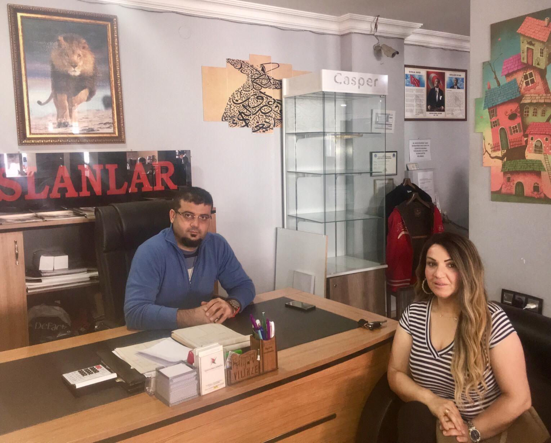 Emrah Aslan: Adana'nın yerel firmalarına destek verin