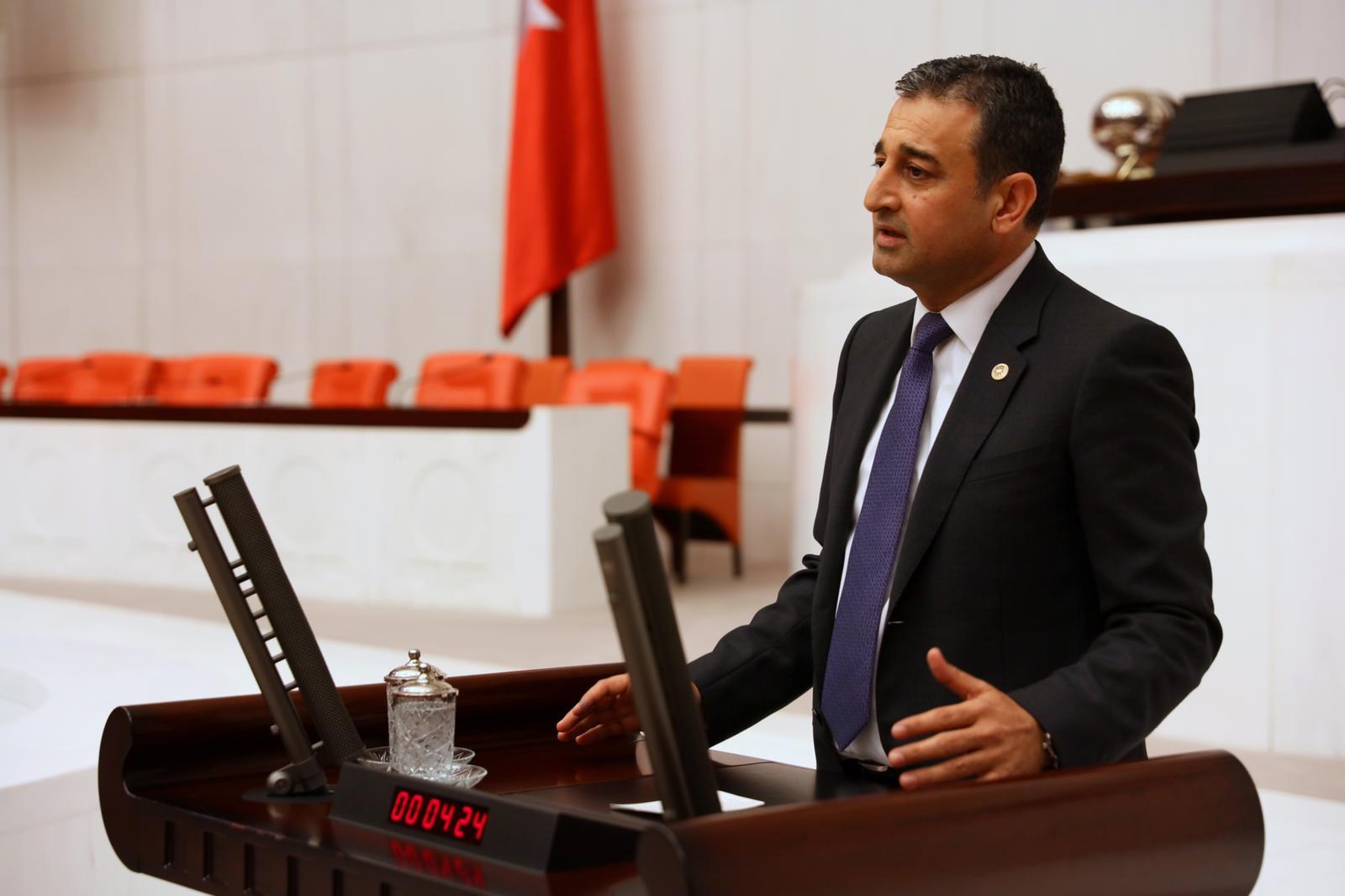 CHP'li Bulut sağlıkta mülakatı Meclis gündemine taşıdı