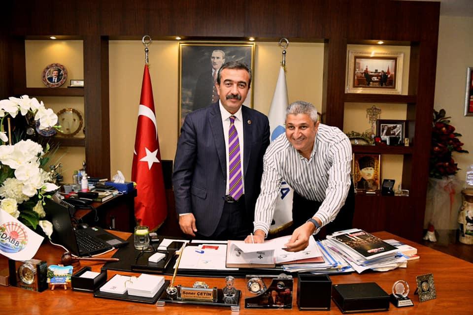 Çukurova Belediyesi ile Türkmenbaşı Tıp Merkezi protokol imzalandı
