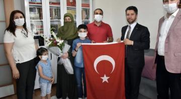Mehmet Ay'dan Anlamlı Ziyaretler