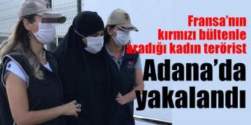 İnterpol Arıyordu, Adana Polisi Yakaladı